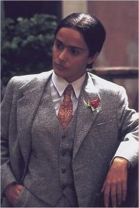 Salma Hayek as Frida Khalo